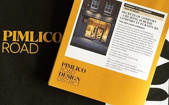 Pimlico Road Design District