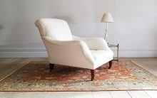 Howard & Son Style Armchair Circa 1860
