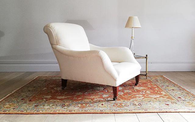 Howard and Son Style Armchair