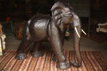 Antique French Elephant