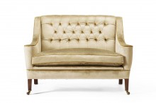 Eaton Buttoned Sofa
