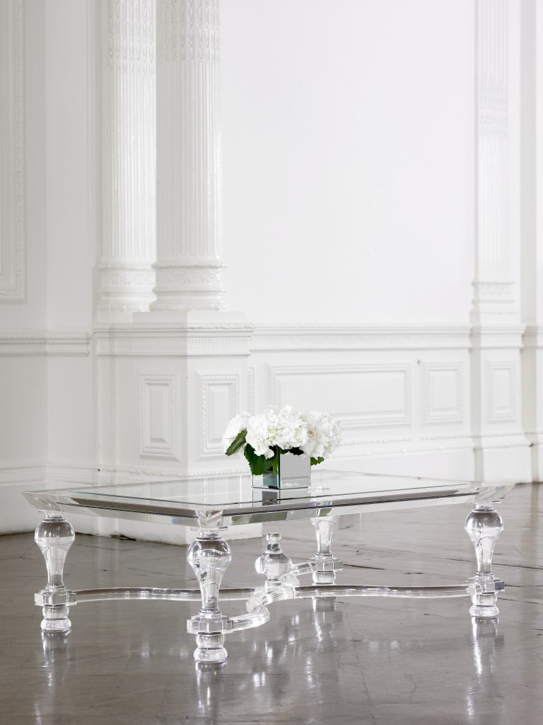 Acrylic Coffee Table Ct002