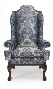 Lennox Wing Chair in Gainsborough Fabric