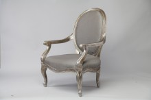 French Open Armchair