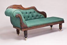 19th Century Chaise