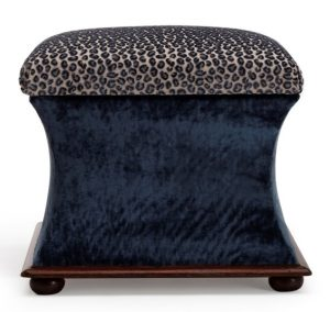 Oliver Stool in classic blue
