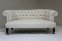 Victorian Buttoned Sofa