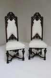 Pair of Charles II Side Chairs