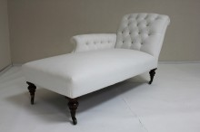 Victorian Chaise Longue – RESERVED