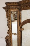 18th Century Gilt Florentine Mirror