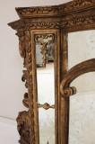 18th Century Gilt Florentine Mirror