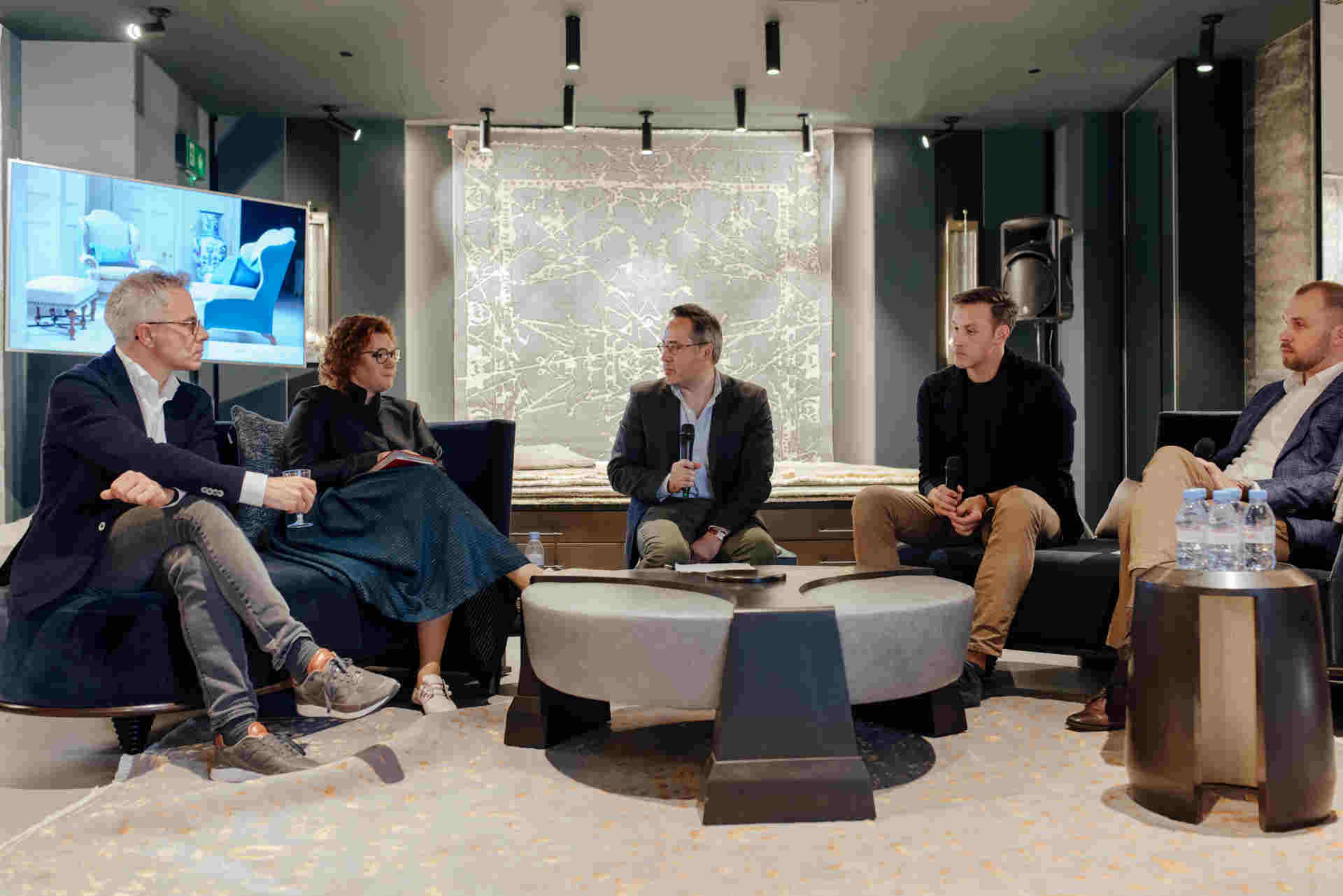 Panel discussion Focus Design London