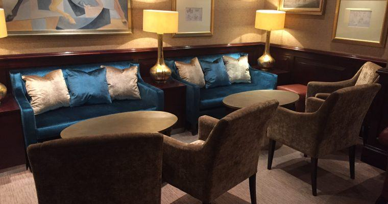 Henbury Sofa and Freddie Chair at The Chester Grosvenor