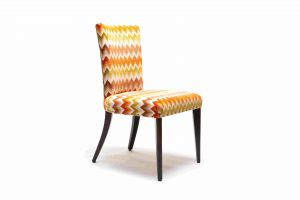 Beaumont Dining Chair three quarter view