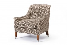 Eaton Buttoned Armchair