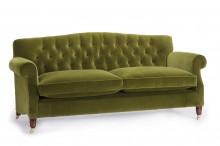 Kent Buttoned Sofa