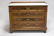 19th Century Commode with drawers