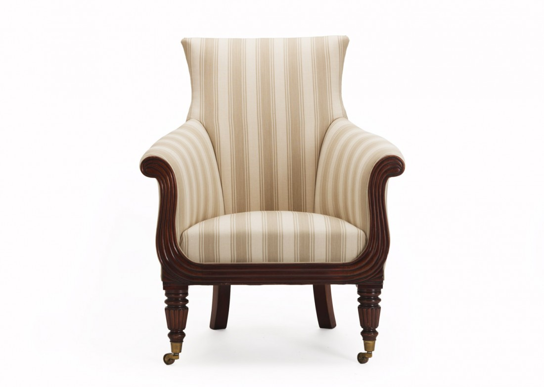 Regency Armchair | The Odd Chair Company