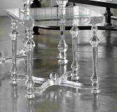 Acrylic Side Table ST002