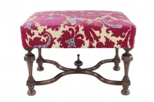 William & Mary Stool