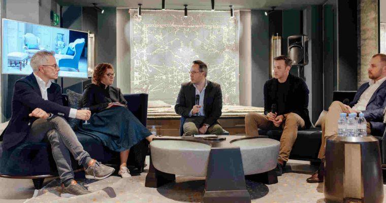 Panel discussion Focus Design London